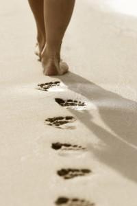 exercice de méditation 2 : marcher en pleine conscience