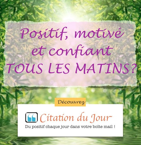 article citation du jour 2