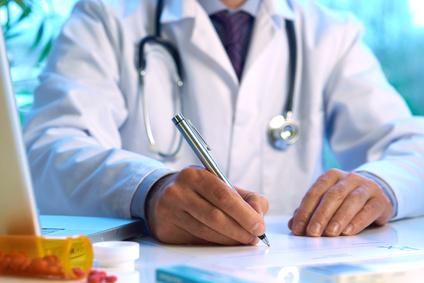 médecin et antidépresseur