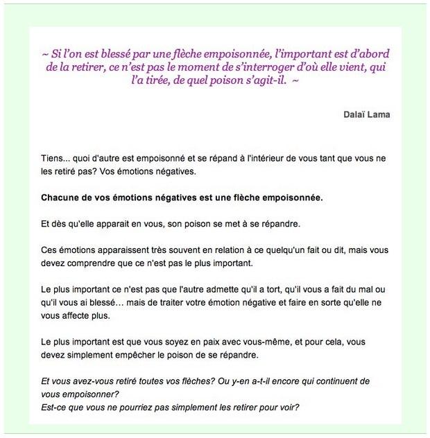 Citation du Jour _ du positif chaque matin dans votre boite mail ! | La Citation du Jour-1