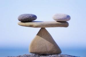 trouver le bon équilibre vers une vie sereine