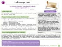 S4 Fiche 6 - Le brossage a sec 2
